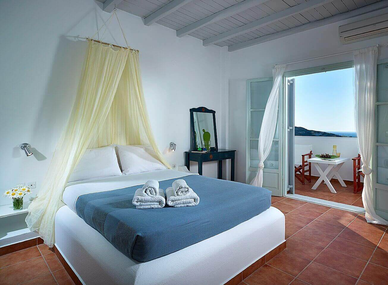 Accommodation Accommodation triklini rooms milos gallis