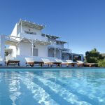 villa gallis milos hotel villa gallis milos hotel Outdoors Swimming Pool magnificent view stone architecture design calmness summertime Villa Gallis Milos island 150x150